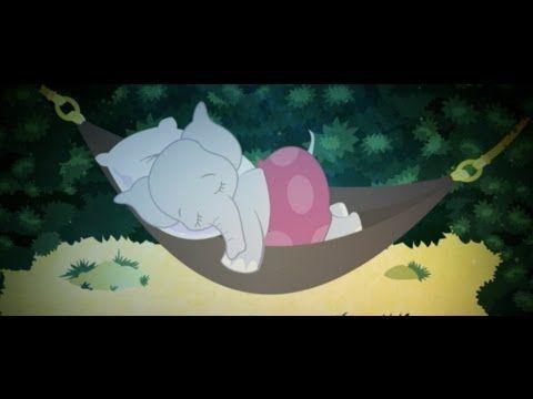 Bedtime Lullaby - Baby Piano Music (Sleeping Elephant - Moody Field) - YouTube