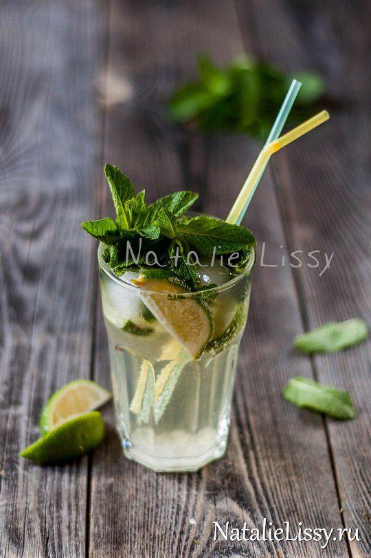 Безалкогольный мохито, рецепт