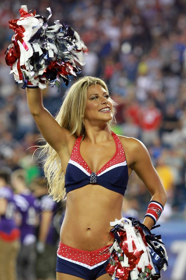 Congratulations to Alexandria, a four year veteran and line captain of the Patriots Cheerleading squad, who earned the honor of 2015 Patriots Cheerleader of the Year and will represent the squad at the Pro Bowl in Honolulu, Hawaii. Alex will perform in the Pro Bowl game on January 31 with representatives from each of the participating NFL teams. This prestigious group will not only perform at the game but will also make promotional appearances throughout their week-long stay in Hawaii.