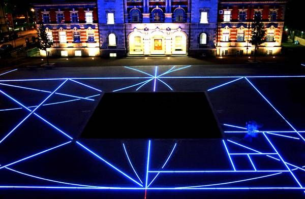 Lighting Scheme Transforms Public Space