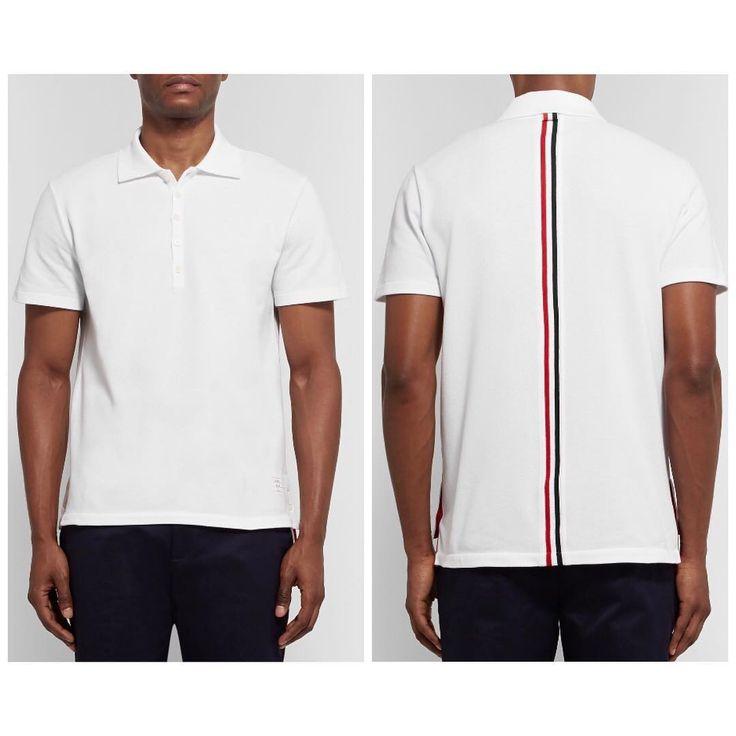Available for preorder  Thom Browne polo shirt  Idr 7xxxxxx #luxmoire #ootd #bag #shoes #highheels #brandedbag #authentic #boots #luxury #wallets #branded #tasoriginal #sepatuoriginal #tascewek #tascowokbranded #brandedasli #fashion #ootddaily #sportshoes #onlinebranded #originalbag #originalshoes #clutchbag #wallet #belt #bucketbag #fenty #slingbag #pouch #ootdindo