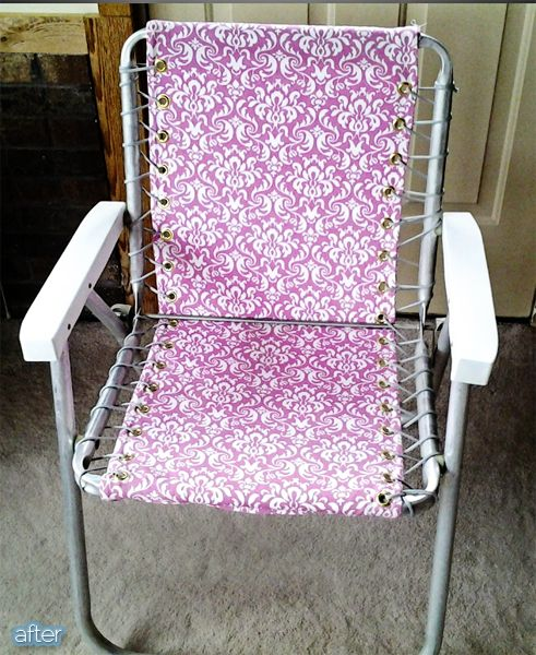 Better After: Chairs baby, Chairs mama!