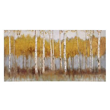 Edge of Autumn | Grand Scale | Art by Type | Art | Z Gallerie