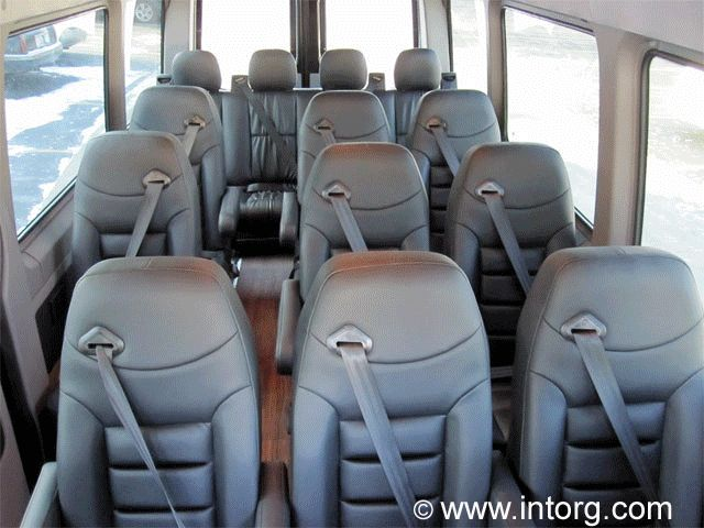 Dodge Sprinter Passenger Van Interior Bing Images