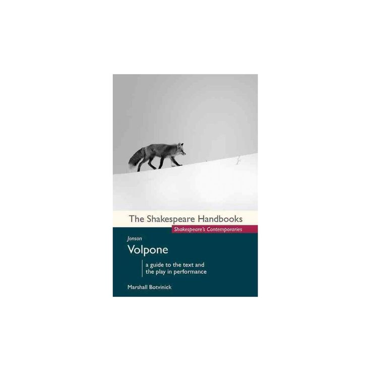 Ben Jonson ( Shakespeare Handbooks) (Hardcover)