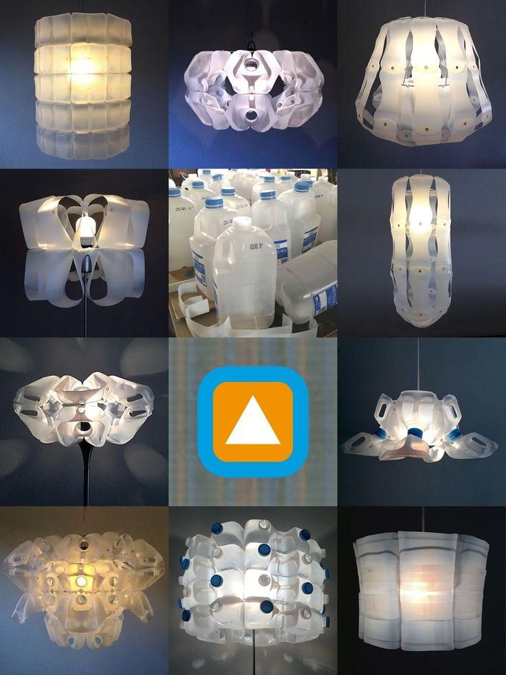 1000 Ideas About Plastic Milk Bottles On Pinterest