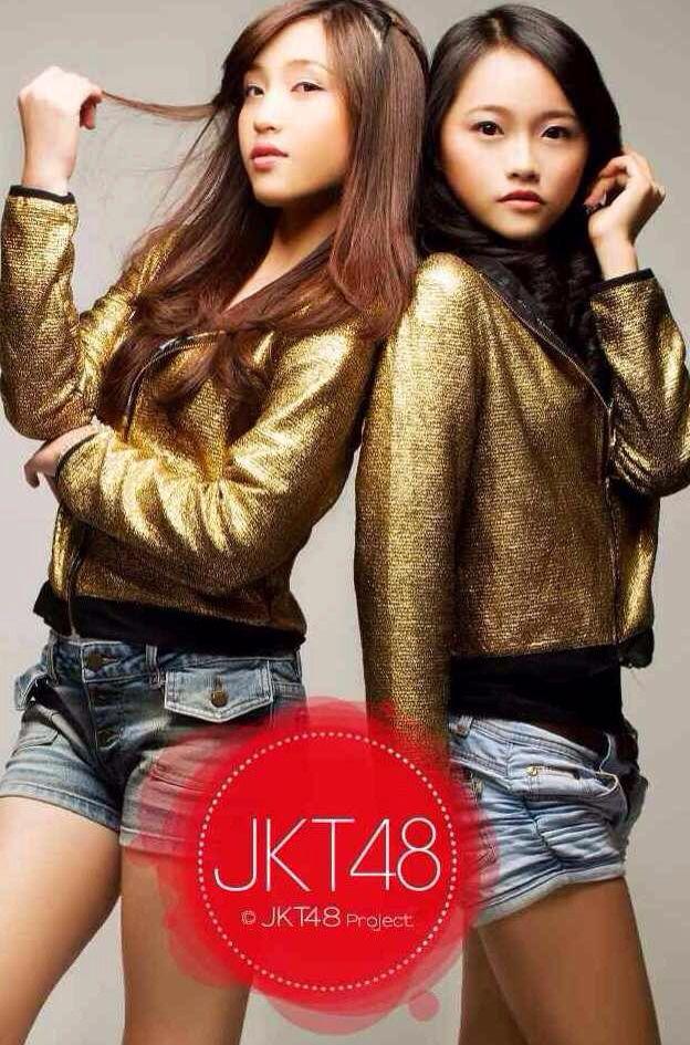 Rona Anggreani, Shinta Naomi #JKT48 #AKB48