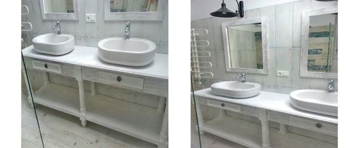 25 beste idee n over waschbecken mit unterschrank op. Black Bedroom Furniture Sets. Home Design Ideas