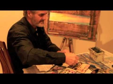 Stephen mann water colour tips and tricks tip and trick for Watercolour tips and tricks