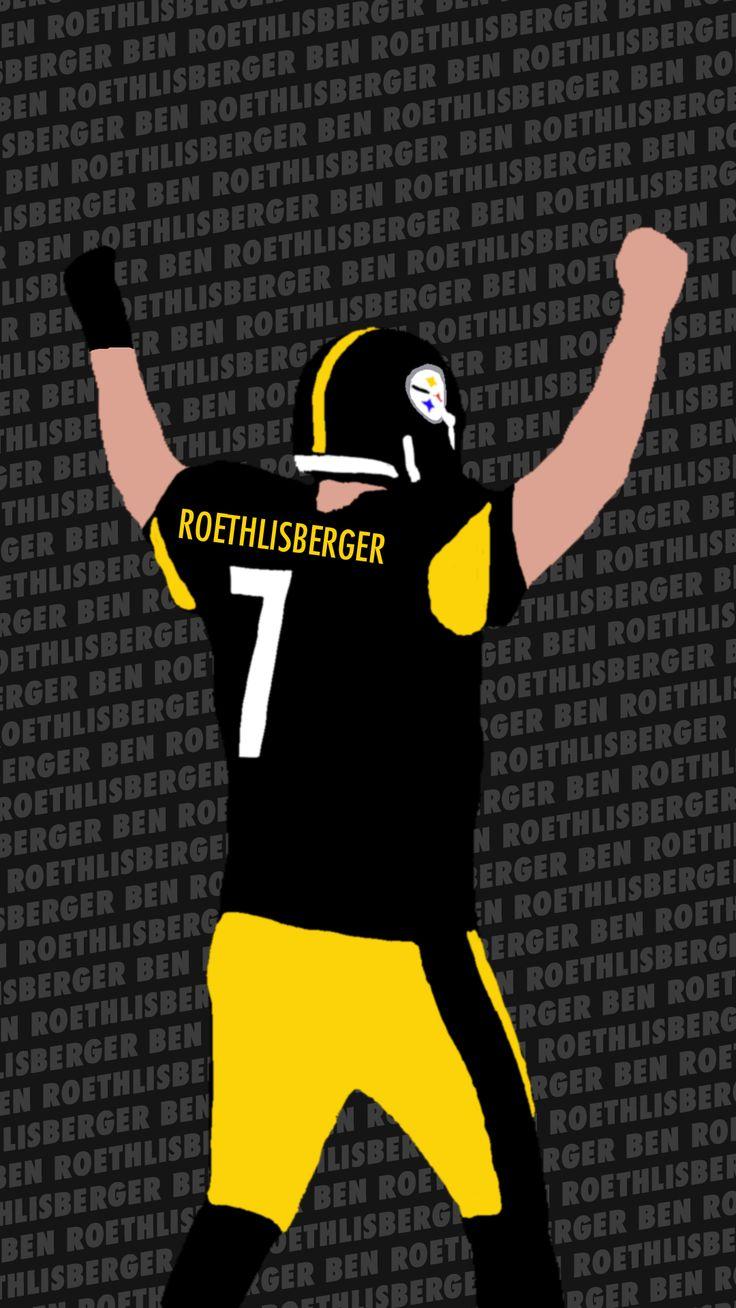 Antonio Brown Steelers Phone Wallpaper in 2020 Steelers