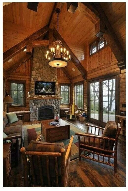 29 Best Log Cabins Images On Pinterest | Architecture, Beautiful Kitchens  And Dreams