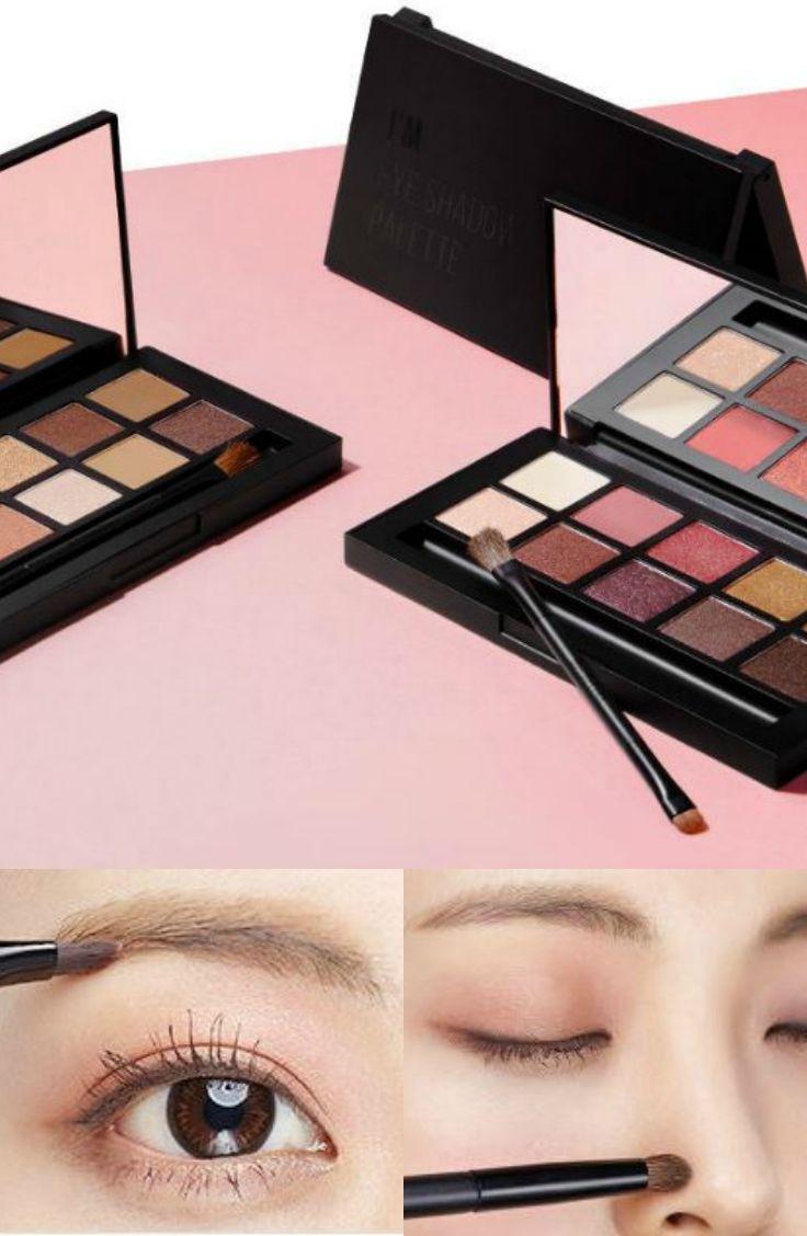 MEMEBOX - I'M MEME I'm Eyeshadow Palette #koreanbeauty #koreanmakeup #eyeshadowpalette #memebox