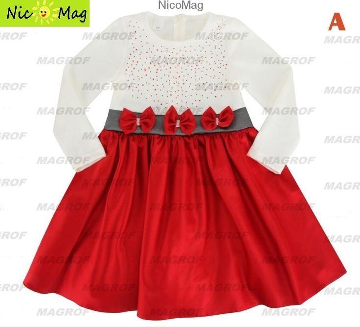 Sukienka Biało-Czerwona