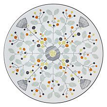 Buy John Lewis Puritan Malin Charger Plate Online at johnlewis.com