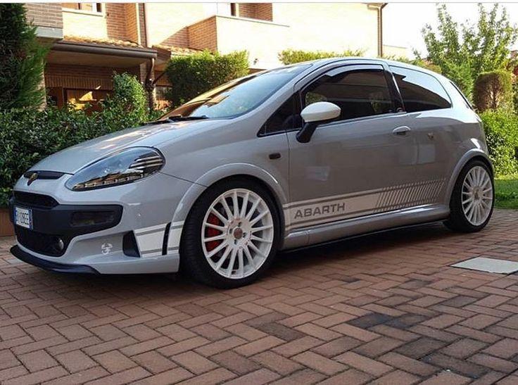#Fiat Punto