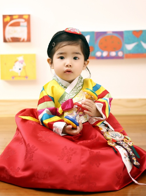 36 best Hanbok beauty images on Pinterest