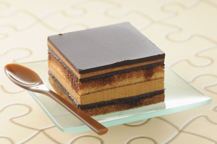 French Opera Cake - Not for the Fainthearted but so Worth the Effort