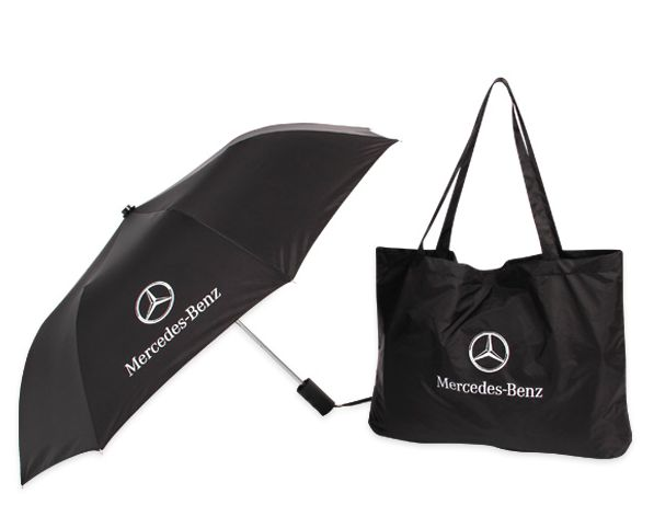 Mercedes benz tote bag umbrella genuine mercedes benz for Mercedes benz backpack