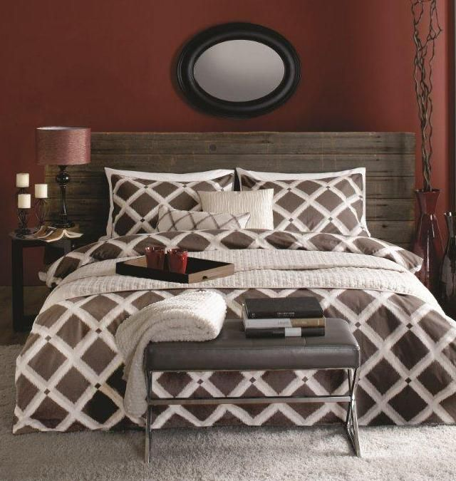 70 best chambres et literie images on pinterest home. Black Bedroom Furniture Sets. Home Design Ideas