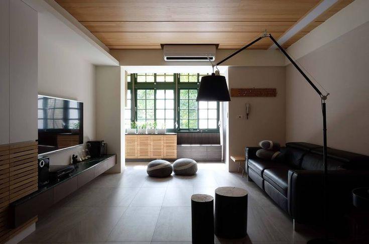 INTERIOR | 전원주택같은 42평 아파트 인테리어 :: 더하우스
