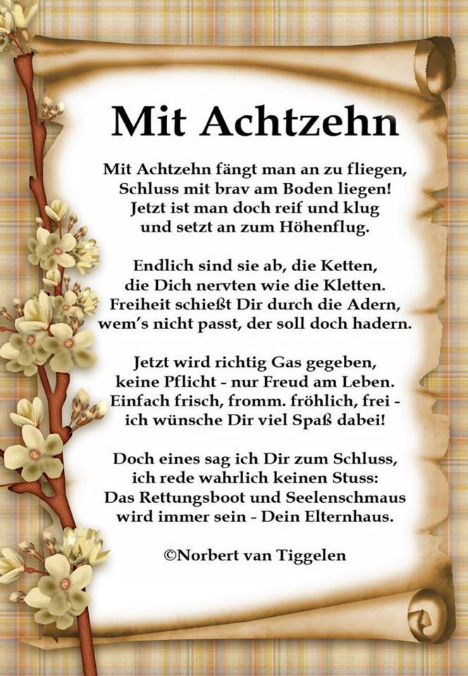 Gedichte Mitten Aus Dem Leben Von Norbert Van Tiggelen Spruche Zum Geburtstag Verse Zum Geburtstag Nachdenkliche Spruche