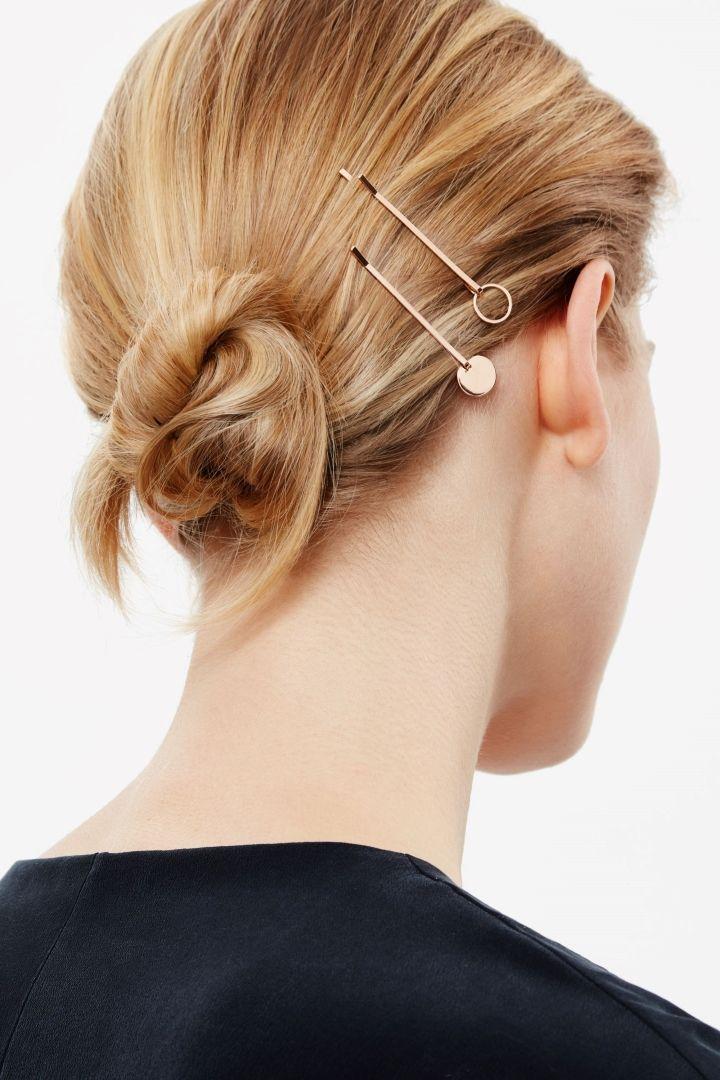 COS   Disc hair pins