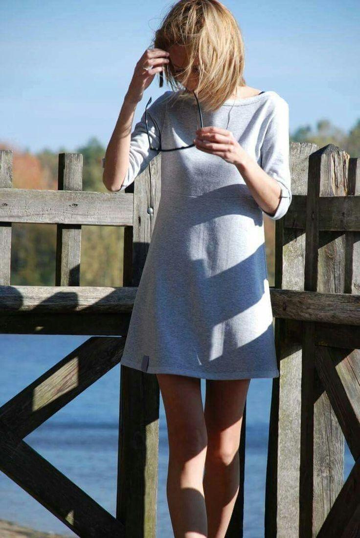 Dress sweet - sukienka sweet na letnie wypady nad wodę i w gory. #sukienka #dres #dress #shopsisters #sisters #kleider #toptrend