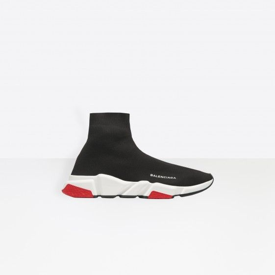 ff336be513d68 Shop Balenciaga Trainers With Tricolor Sole Black Men in Balenciaga Sale  online with Balenciaga Sneakers Sale and Cheap Balenciaga  fashion   lifestyle ...