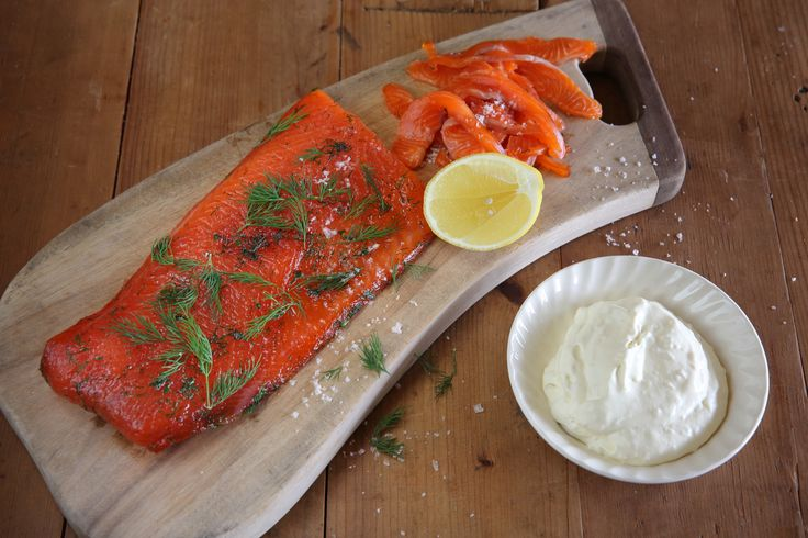 Cured Ocean Trout with Horseradish Creme - Maggie Beer