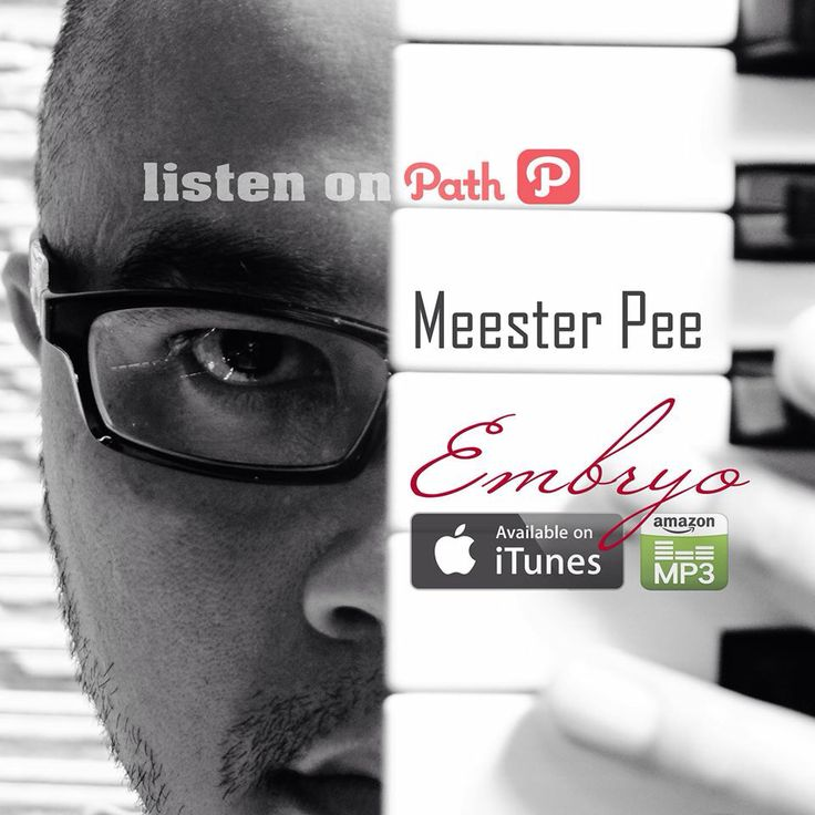 OUT NOW! MEESTER PEE | EMBRYO is available on iTunes http://goo.gl/YiMZbU , Amazon http://goo.gl/Atgu8s and other official stores  Listen to this album preview on audio lab official website http://goo.gl/fEjUxp  Subscribe on Youtube http://goo.gl/hN37Vj
