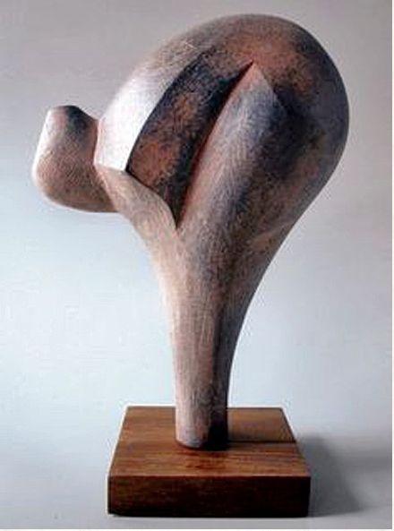 """Ballerine"" bronze by Andre Eijberg, 2003."