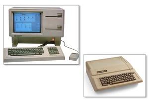 30 years of the Apple Lisa and the Apple IIe