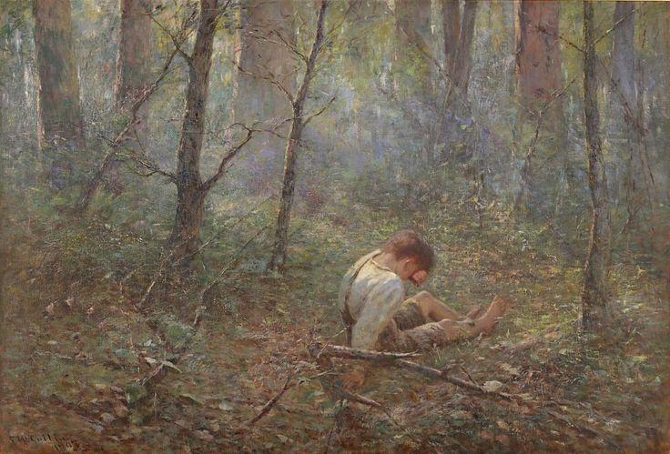 Lost - Frederick McCubbin