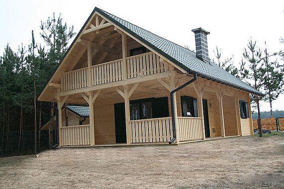 17 migliori idee su case di legno su pinterest case di for Case in legno svantaggi