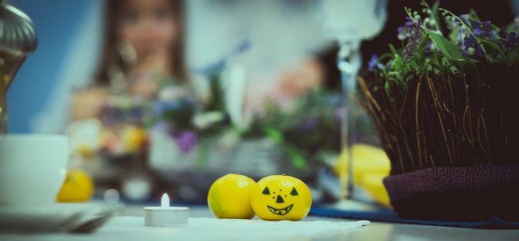 Если день рождения в октябре (идея праздника, репортаж, трафик) / Хеллоуин / ВТОРАЯ УЛИЦА