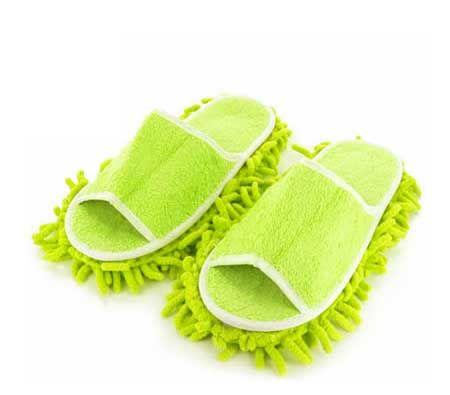 Clean while you walk.