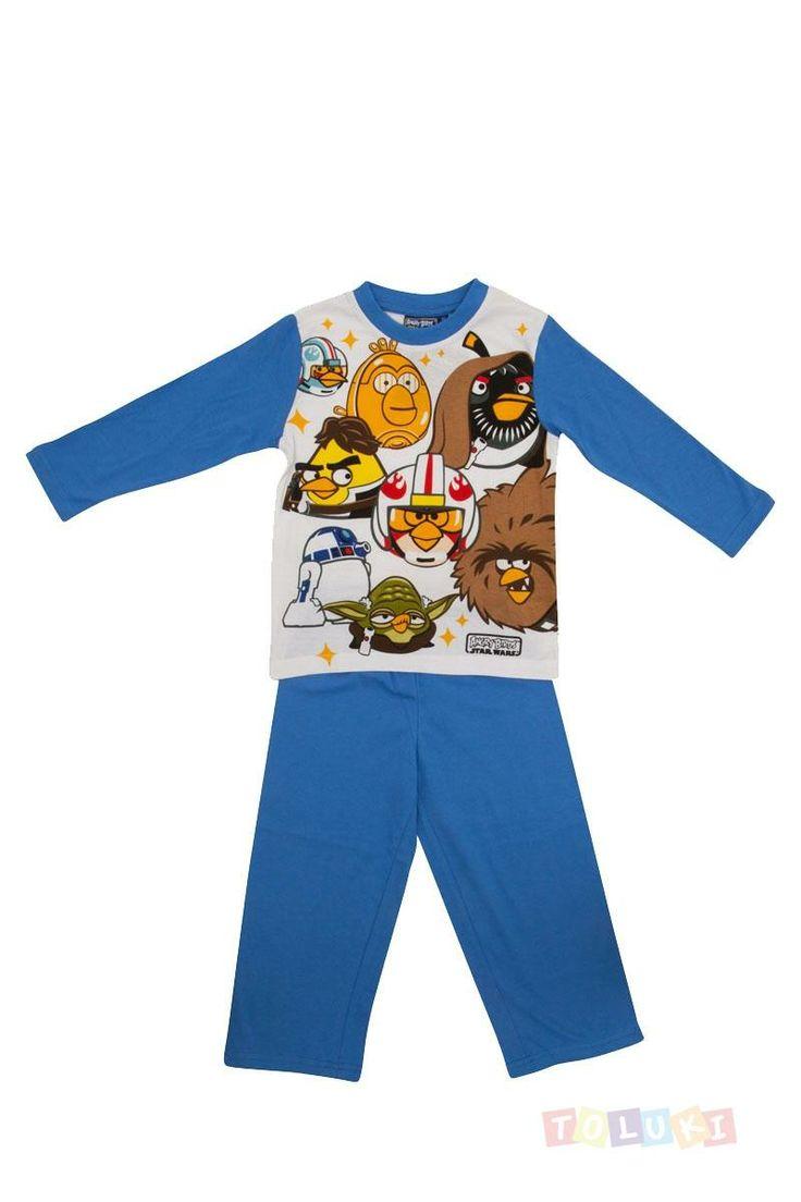 Pyjama Garçon Angry Birds Star Wars. http://www.toluki.com/prod.php?id=61 #Toluki #angrybirds
