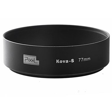 Pixel Kova-S 77mm Standard Metal Hood Cuffs Hood
