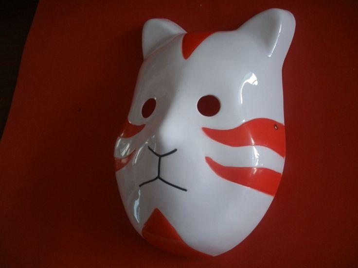 30 pcs/lot наруто косплей маска маскарад хэллоуин карнавальные маски для вечеринки 3 цвета ANMS005