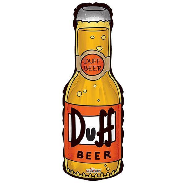 Cerveza Duff Mini 14