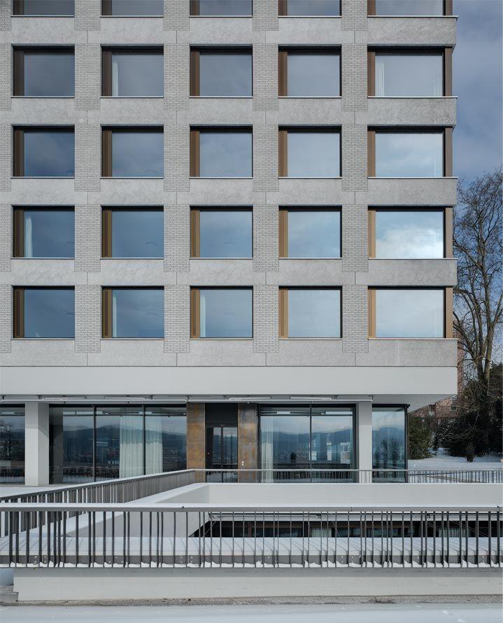 Instandsetzung und Umbau Pflegezentrum Bombach, Zürich (ZH) | Niedermann Sigg Schwendener Architekten AG