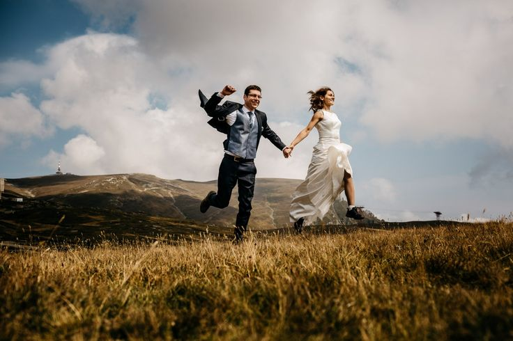 Trash the Dress - Bucegi cu Dana si Radu