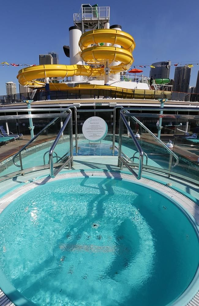 Take a peek: On board Carnival Legend, the newly 'Aussie-fied' cruise ship