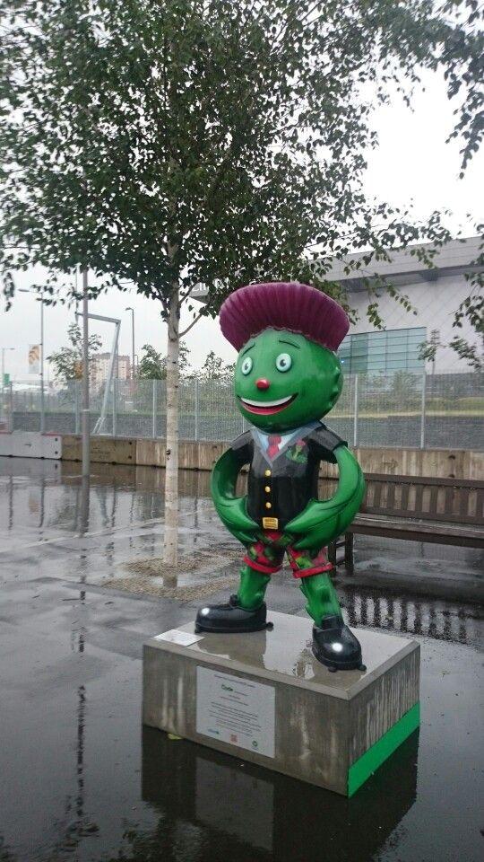 Clyde at Hampden