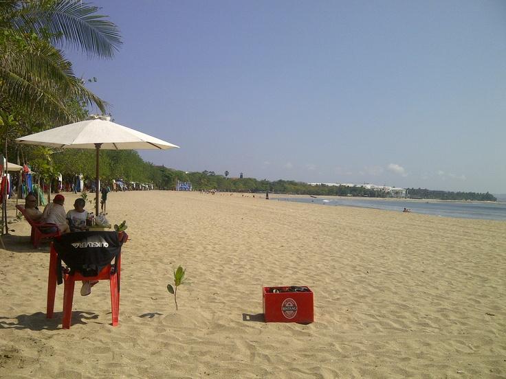Kuta Beach. Bali.