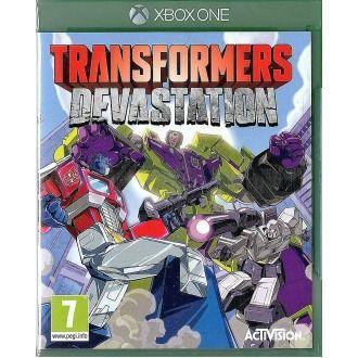 Xbox ONE Transformers Devastation Brand NEW on OnBuy