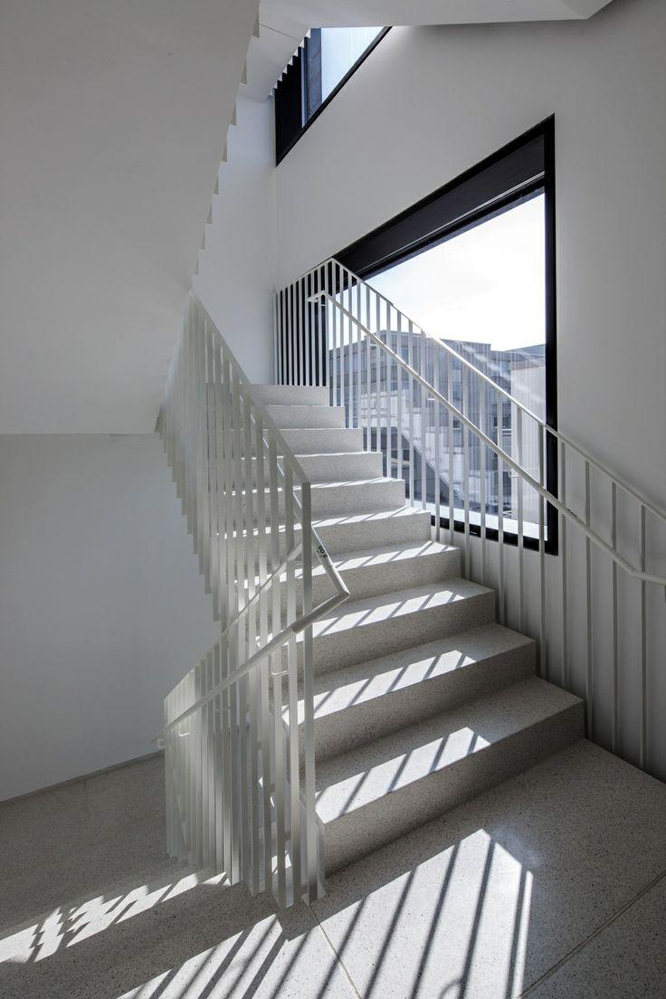 Neubau für Stadtentwässerung Mannheim / Schlank in Wohlgelegen - Architektur und Architekten - News / Meldungen / Nachrichten - BauNetz.de