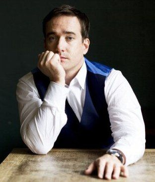 Matthew Macfadyen.. Fell for him as Mr. Darcy. What a cutie!