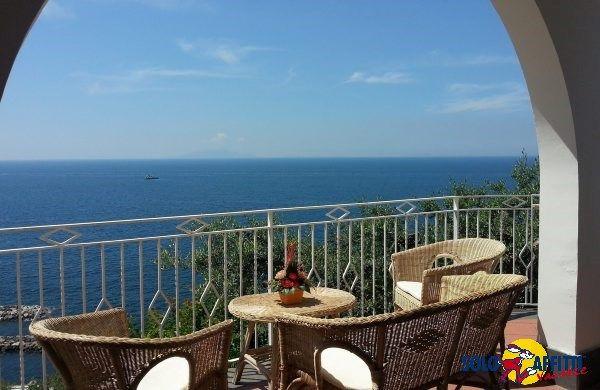 Massa Lubrense, Amalfi Coast, Italy.