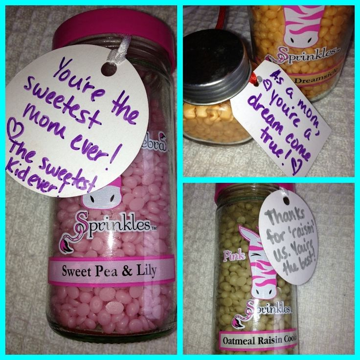 Great ideas for children or party favors for a Mother/Daughter banquet or MOPS group